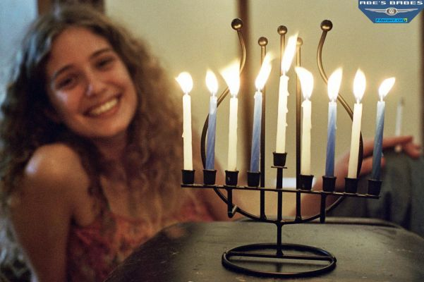 CHappy CHannukah to all, and to all 8 Crazy Nights!